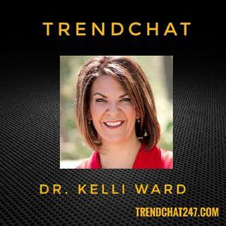 Ep. 22 - Dr. Kelli Ward, The NFL and Boycotts