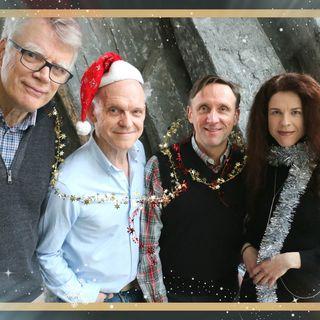 Jonas Hallberg: Julen 2016 - en tysk jul. Jessika Gedin: Sen är det jul igen. Göran Everdahl: Jag Tarzan, du gran.