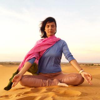 Yoga Hissetmekle İlgili (Yönlendirmeli Meditasyon Uygulaması)