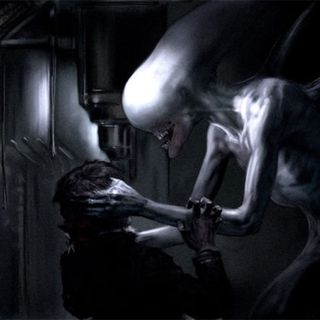 #Xenomorph - @latenightparent