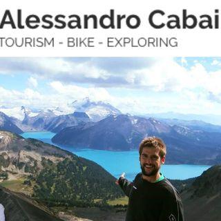 #97 Ale Cabai - Accompagnatore turistico friulano alla scoperta del Brasile