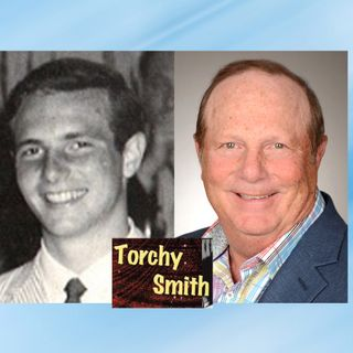 Torchy Smith with Ed Kalegi