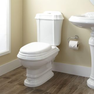 Dual-Flush Toilet - How It Works