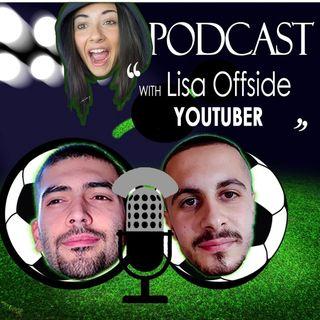 Fantacalcio: 19° giornata con LISA OFFSIDE