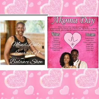 Over 50 Dating, Mating, & Relating w/Nwasha Edu of The Black Love School & The AKOMA House Iniative