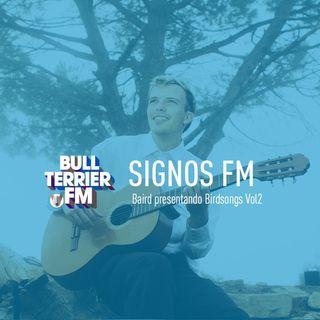 SignosFM con Baird presentando Birdsongs Vol2