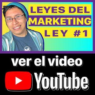 Reglas Del Marketing (Ley No.1 El que llega primero)  || 75/365