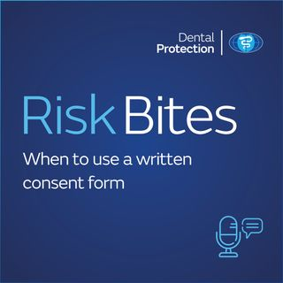 RiskBites: When to use a written consent form