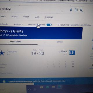 NYG Postgame NYGs Beat Cowboys We're Still Alive For The Playoffs!!