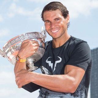 TENNIS TIME - Rafa senza più aggettivi: la rincorsa a Federer è ricomnciata. Capolavoro Barty
