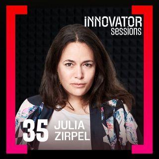 Modeunternehmerin Julia Zirpel erklärt, wie wir lernen, nachhaltiger zu konsumieren
