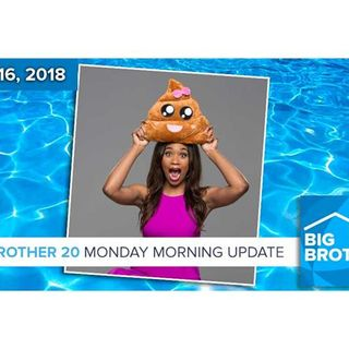 Big Brother 20   Monday Morning Live Feeds Update July 16