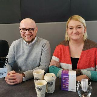 Franczyza w gastronomii, odc. 8 - Bike Cafe - Marcin Łojewski