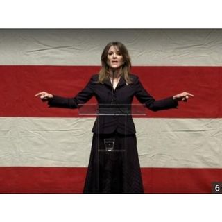 Marianne Williamson - Should Reparations Be A Campaign Issue ? : 619-768-2945