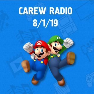 Carew Radio 8th January