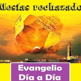 Mesías presente y rechazado - Evangelio del 16/03/2018 - Viernes IV Cuaresma - Jn 7, 1-2. 10. 25-30