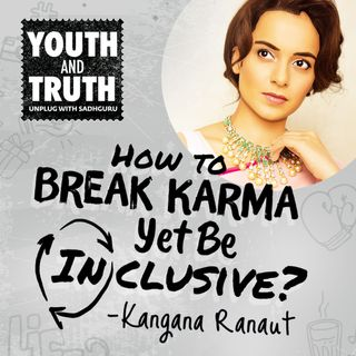 How To Break Karma Yet Be Inclusive? Kangana Ranaut Asks