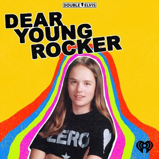 Chelsea Ursin From The Podcast Dear Young Rocker