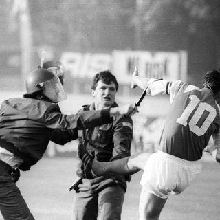 CAMPEÓN - Il calcio d'inizio alla guerra dei Balcani