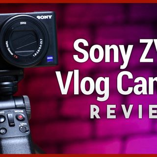 Hands-On Tech: Sony ZV-1 Review