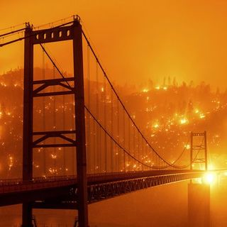 Incendi in Oregon e California. Trump vara lo stato di emergenza