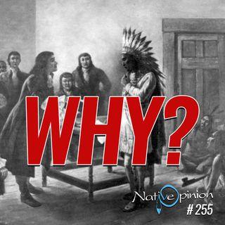"""Episode 255 Wednesday """"Why"""" (episode audio level corrected)"""