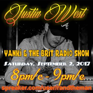 Yanki & The Brit and a Country Saturday Night with Special Guest Justin West