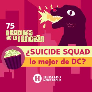 Suicide Squad 2 y Control Z: Temporada 2 | Después de la Función: Películas y series en streaming