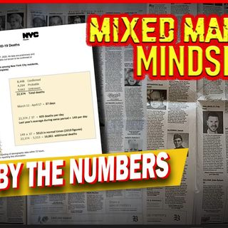 Mixed Martial Mindset: Truth By The Numbers And Epstein Island Was UFC Fight Island?