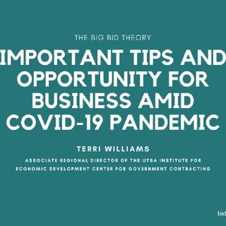 Important Tips and Opportunity for Business Amid COVID-19 Pandemic
