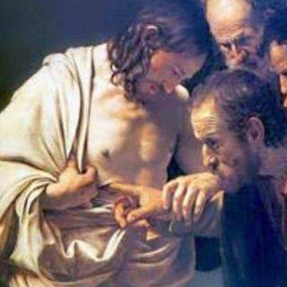 Festa Divina Misericordia (Gv 20,19-31)