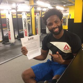 "LFA 48 Raufeon ""Supa"" Stots Fightlete Report Interview"