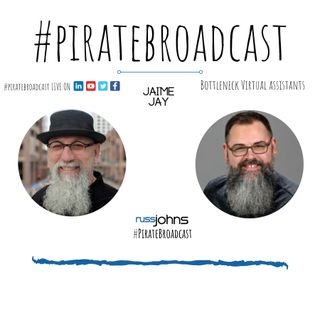 Catch Jaime Jay on the PirateBroadcast
