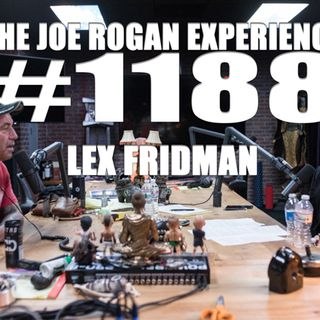 #1188 - Lex Fridman