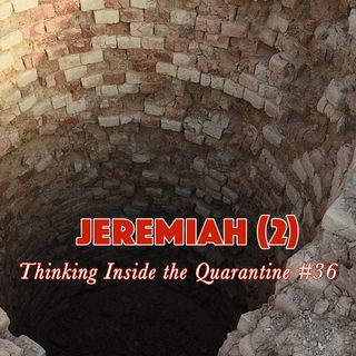 Jeremiah (2) in the Pit (Thinking Inside the Quarantine #36)