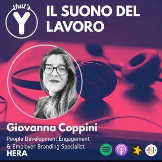 """""""Il Suono del Lavoro"""" con Giovanna Coppini HERA GROUP"""