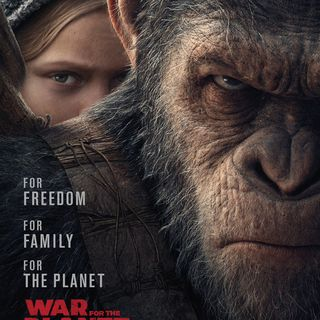 Damn You Hollywood: War for the Planet of the Apes Review