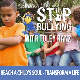 Purple Pencil Story with Toley Ranz Stops Bullying