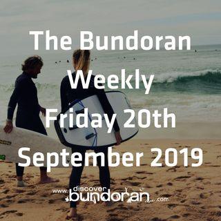 062 - The Bundoran Weekly - Friday 20th September 2019