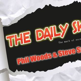Episode 1 - The Daily Skid - Comedy Spoof News