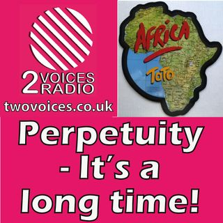 Perpetuity - it goes on a bit! - Ghosts and more Most Haunted - B&Bs - Theatres.  EP 78