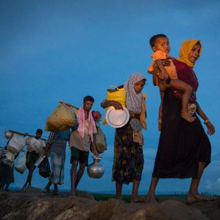 The Rohingya Crisis with Ashish Joshi