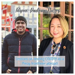 Episode 6: Pinoy Nurses As Frontliners Abroad Part 2