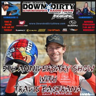 Travis Pastrana & the 5th Anniversary Show!