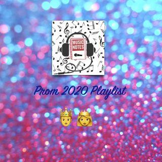 Episode 35 - Prom 2020 Playlist