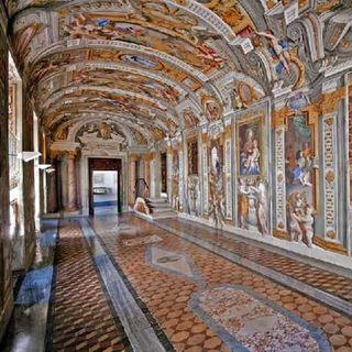 35 - Le tre stanze di sant'Ignazio di Loyola