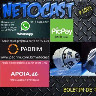 NETOCAST 1091 DE 22/11/2018 - BOLETIM DE TECNOLOGIA