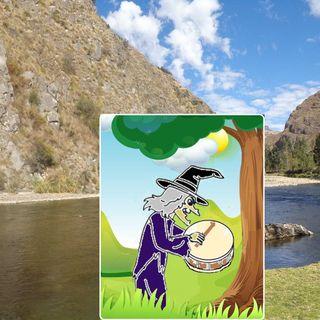 Cuento quechua: Warmachakuna tin tin