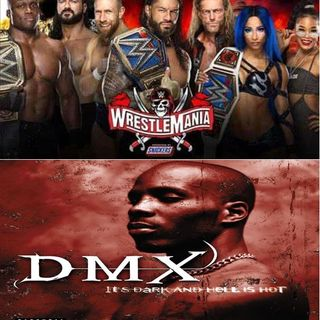 Wrestlemania 37 Preview w NXT Recap