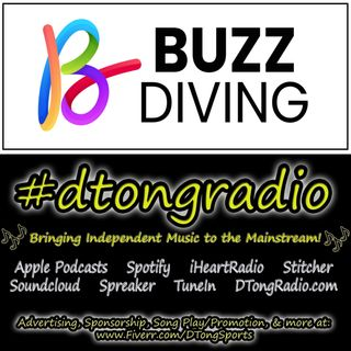 Mid-Week Indie Music Playlist - Powered by buzzdiving.com